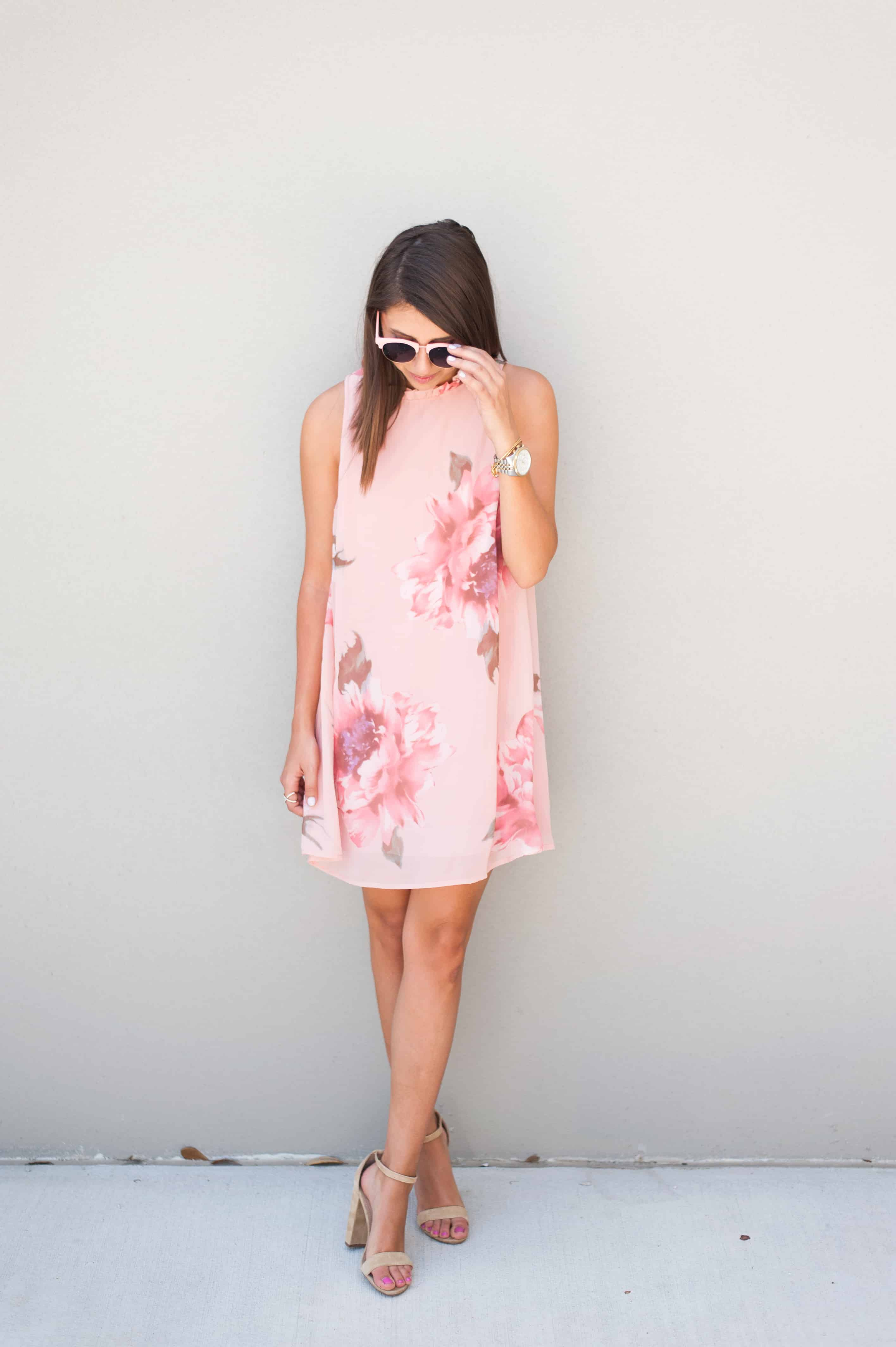 Dress Up Buttercup | Houston Fashion Blog - Dede Raad | A dress that screams Mothers Day