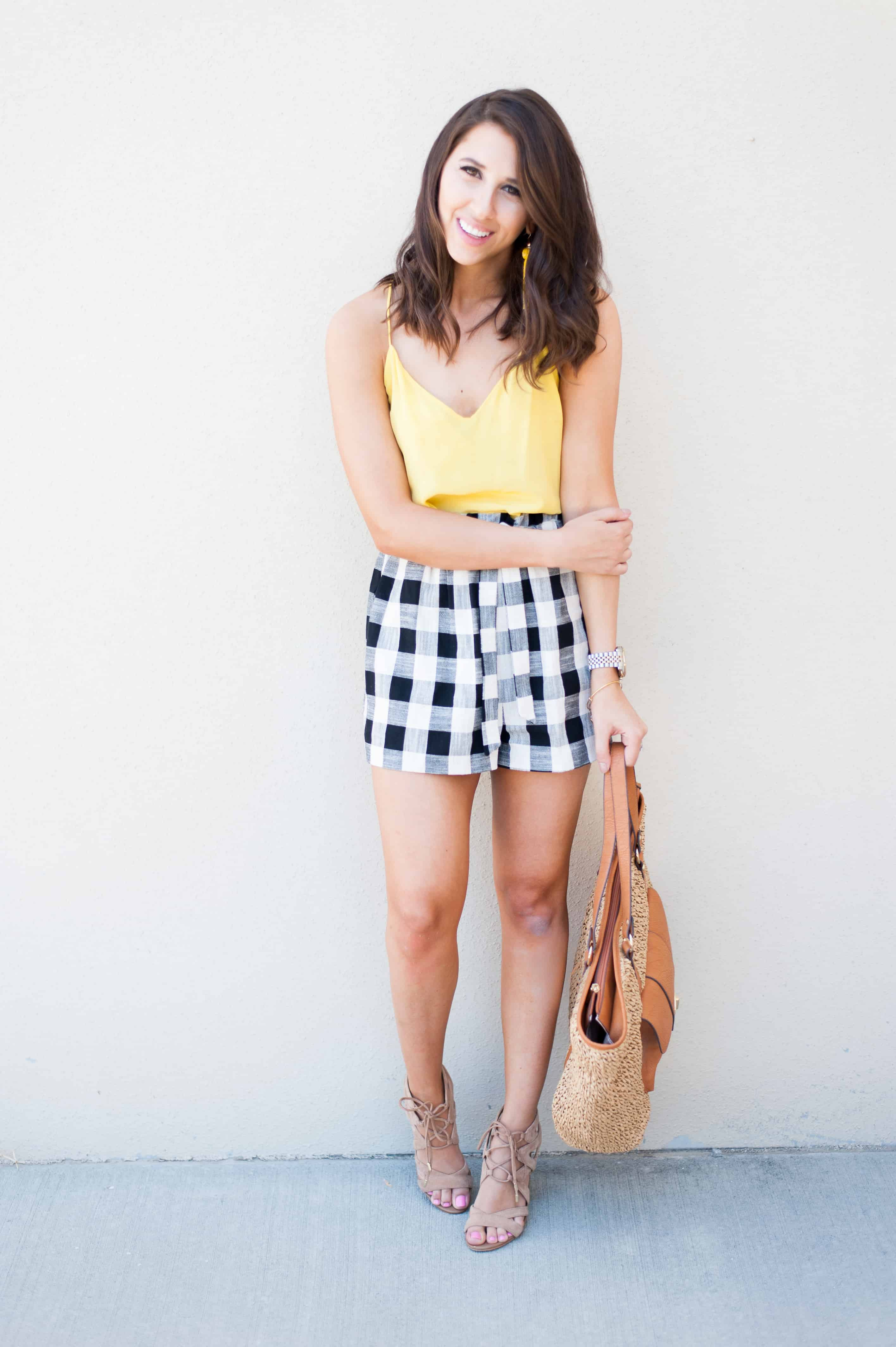 Dress Up Buttercup // A Houston-based fashion and inspiration blog developed to daily inspire your own personal style by Dede Raad | Paper Bag Gingham