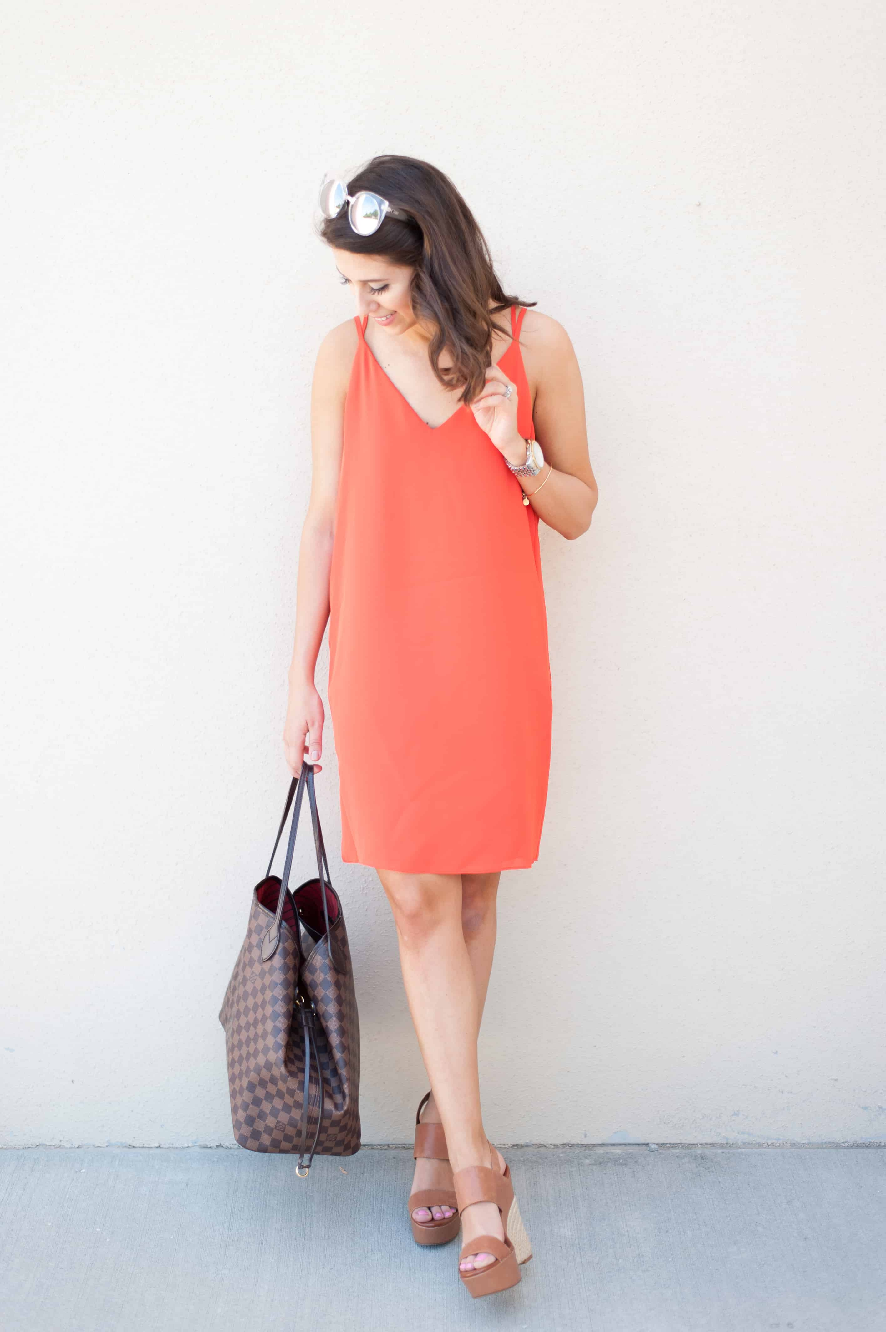 Dress Up Buttercup // A Houston-based fashion and inspiration blog developed to daily inspire your own personal style by Dede Raad | Slip Dress