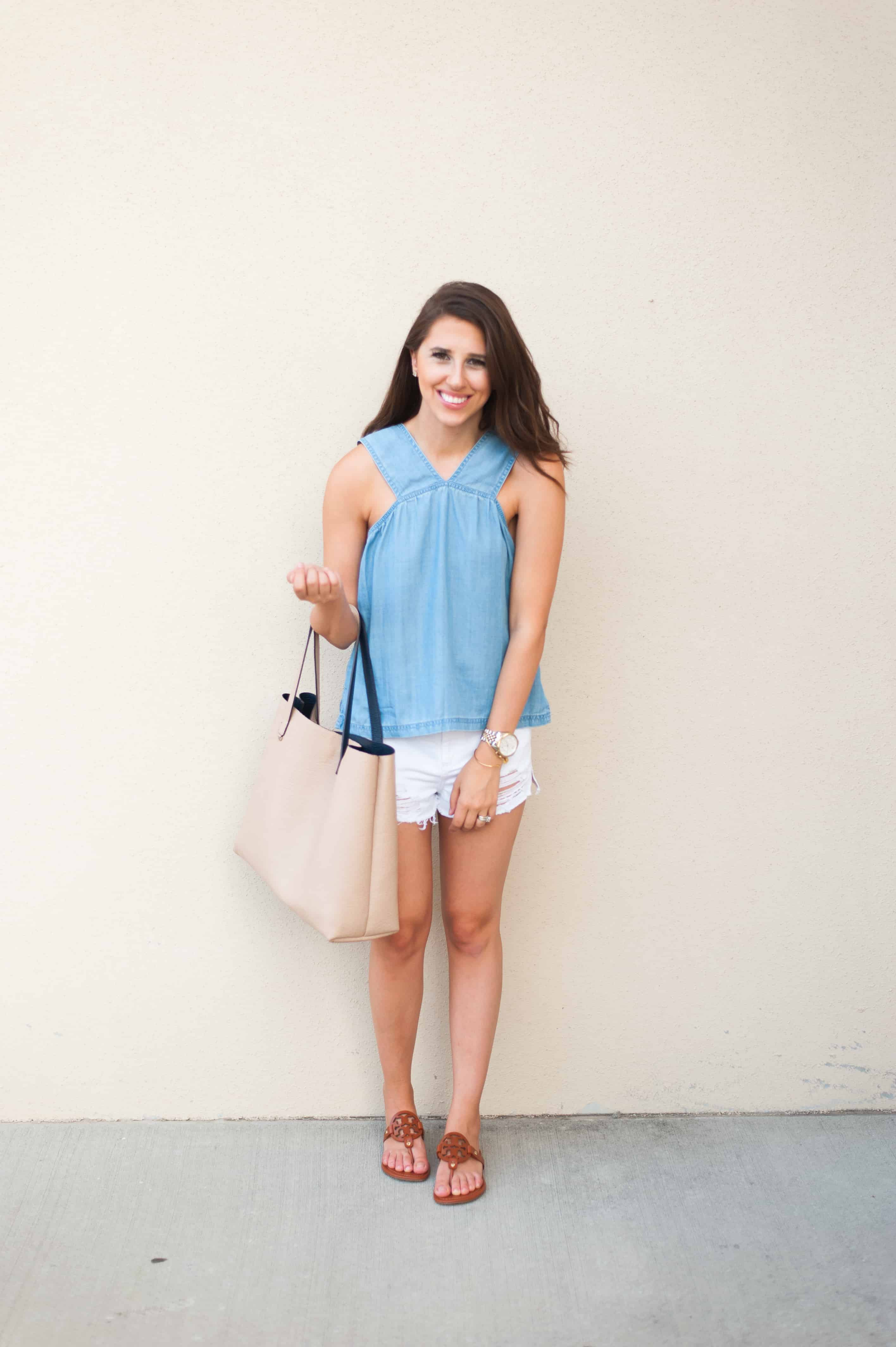Dress Up Buttercup // A Houston-based fashion and inspiration blog developed to daily inspire your own personal style by Dede Raad | Summer Necessities