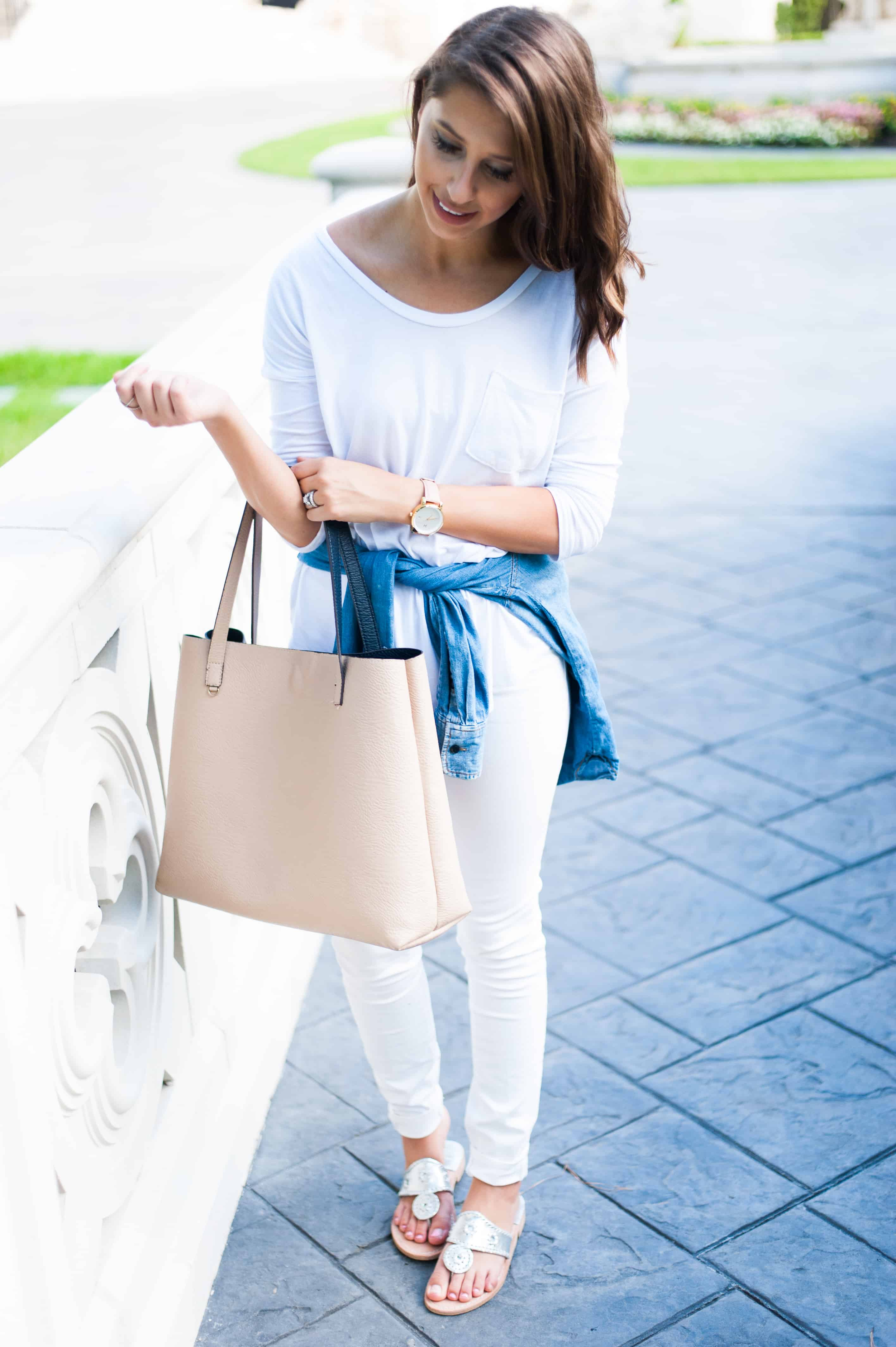 Dress Up Buttercup // A Houston-based fashion and inspiration blog developed to daily inspire your own personal style by Dede Raad   Casual Stroll
