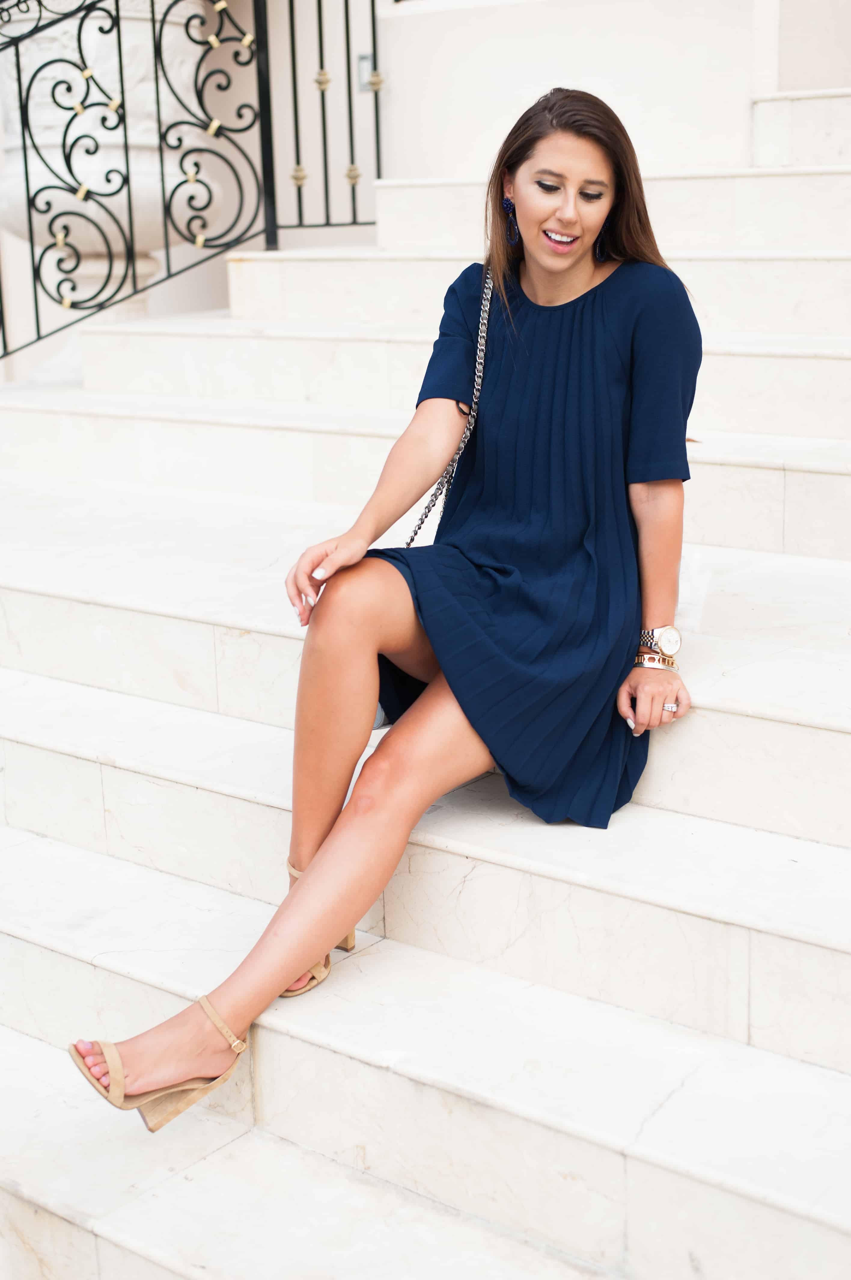 dress_up_buttercup_dede_raad_houston_fashion_fashion_blog_nordstromsale_maggylondon_pleateddress (1 of 1)