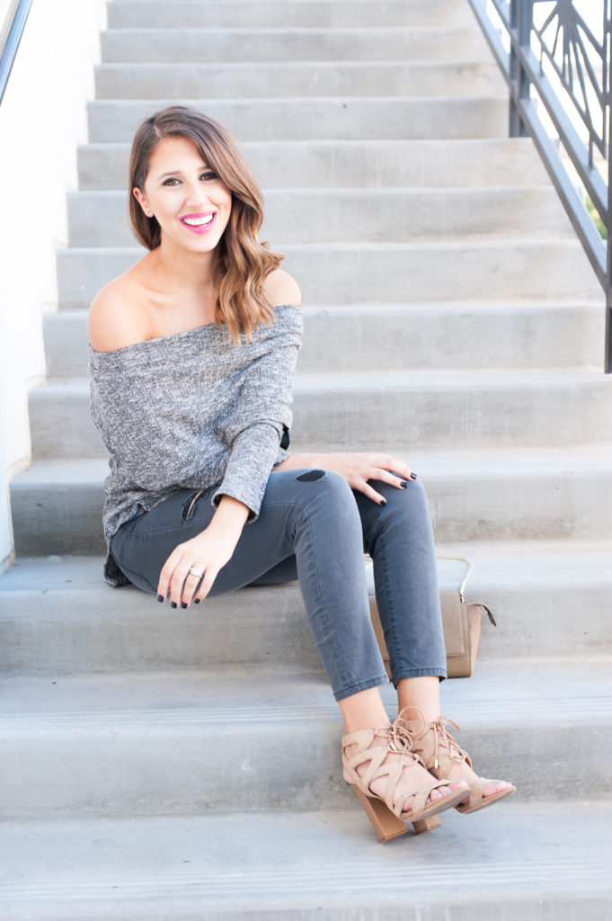 Dress Up Buttercup // A Houston-based fashion and inspiration blog developed to daily inspire your own personal style by Dede Raad | Versatile Sweater