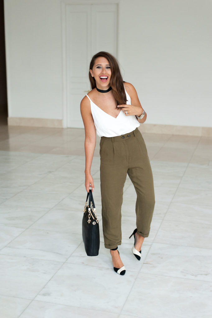 Dress Up Buttercup | Houston Fashion Blog - Dede Raad | The Trousers