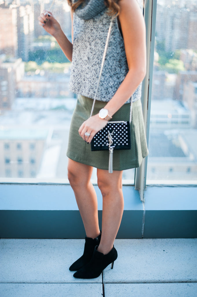 Dress Up Buttercup // A Houston-based fashion and inspiration blog developed to daily inspire your own personal style by Dede Raad | Cowl Neck