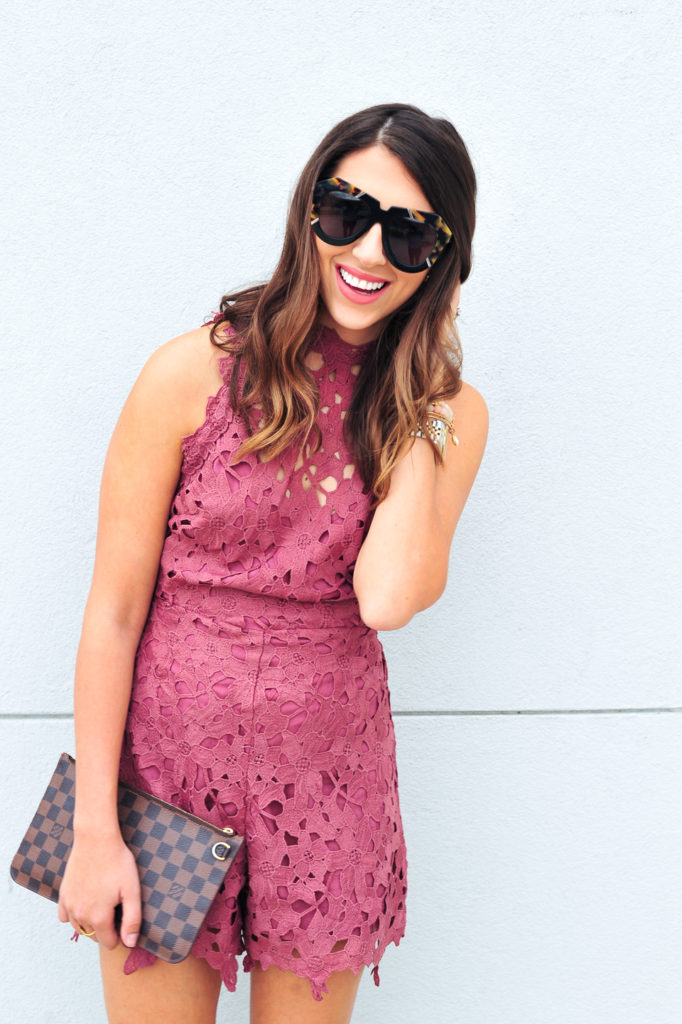 Dress Up Buttercup // A Houston-based fashion travel blog developed to daily inspire your own personal style by Dede Raad | Fall Romper