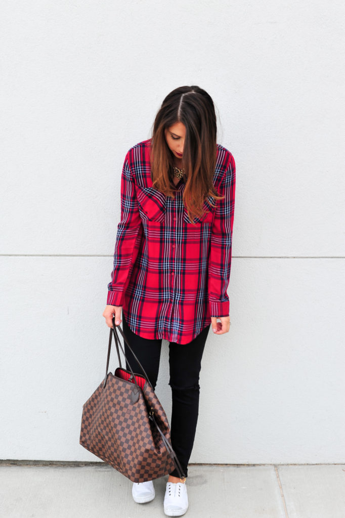 Dress Up Buttercup // A Houston-based fashion travel blog developed to daily inspire your own personal style by Dede Raad | This is how I plaid
