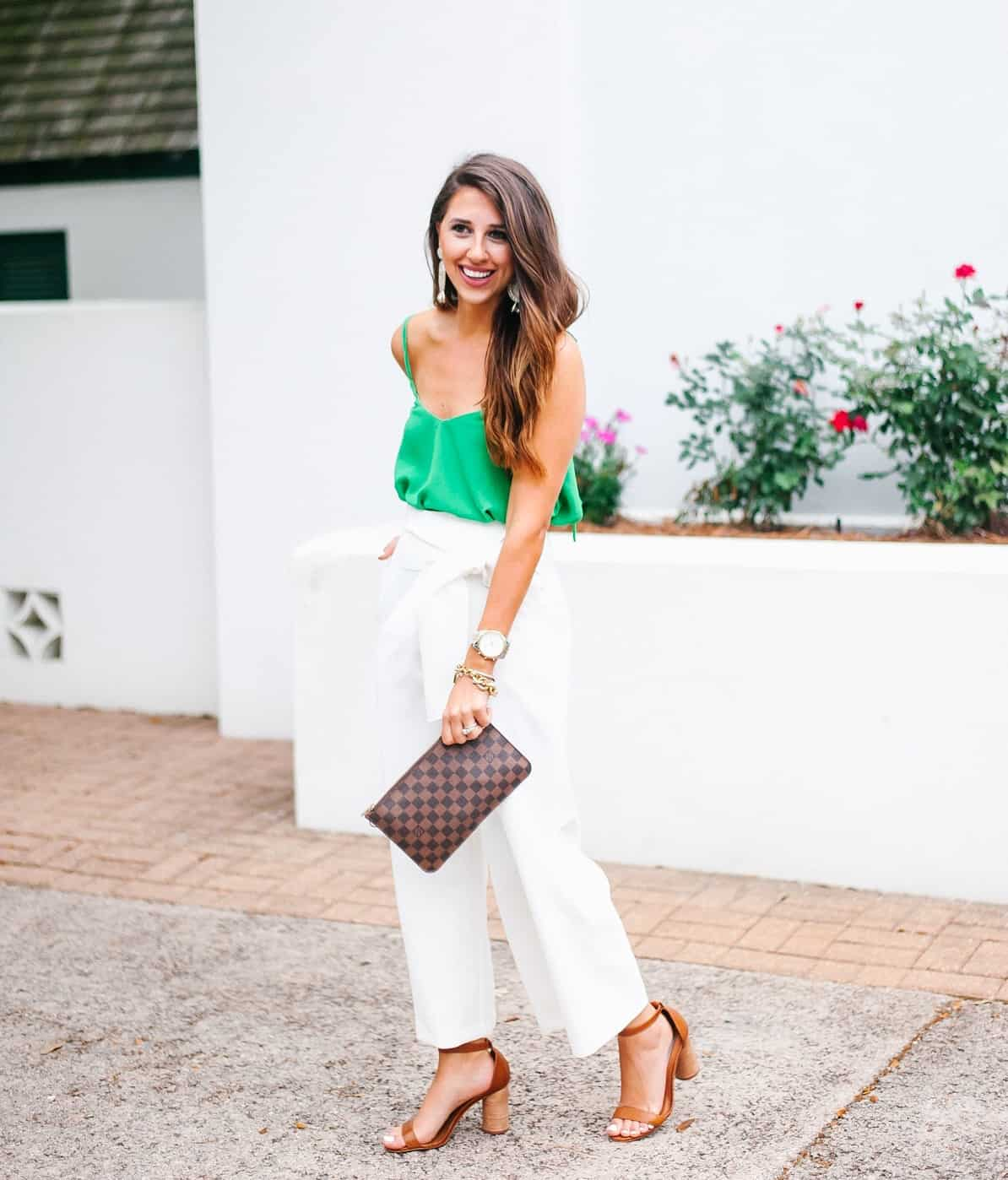dress up buttercup, seaside, white wide leg trousers raadstravel,