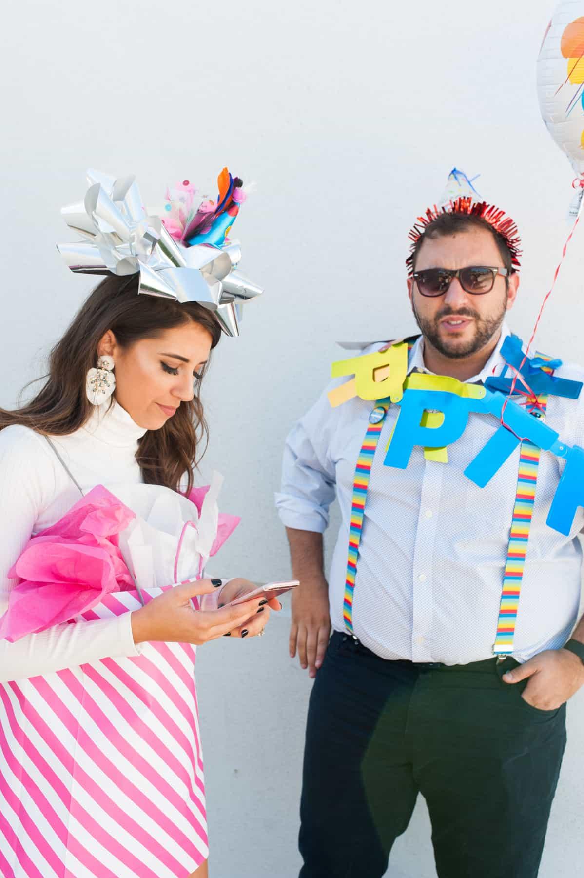 DIY Gift + Birthday Boy Costume