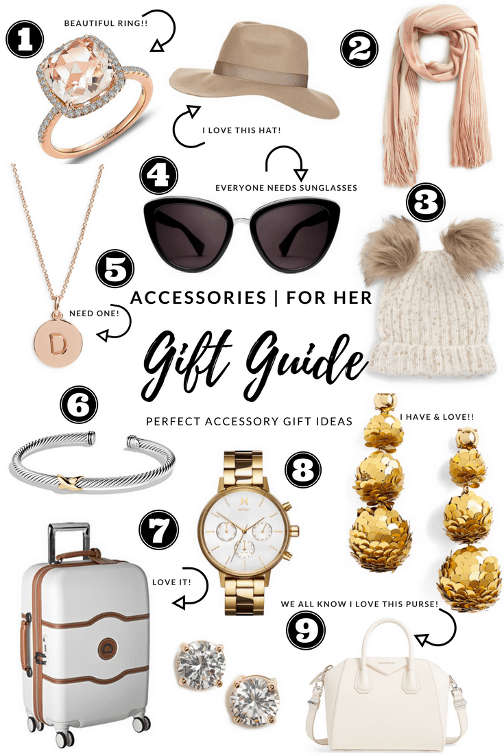 Accessories For Her   Gift Guide