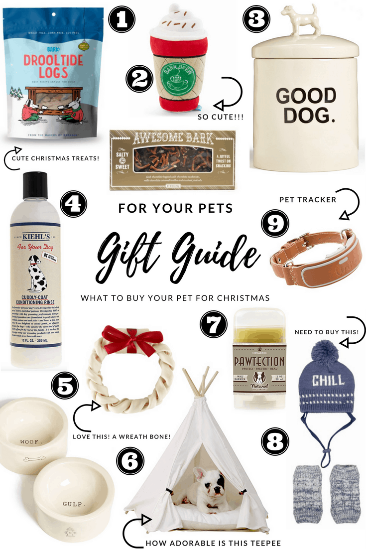 For Your Pets | Gift Guide