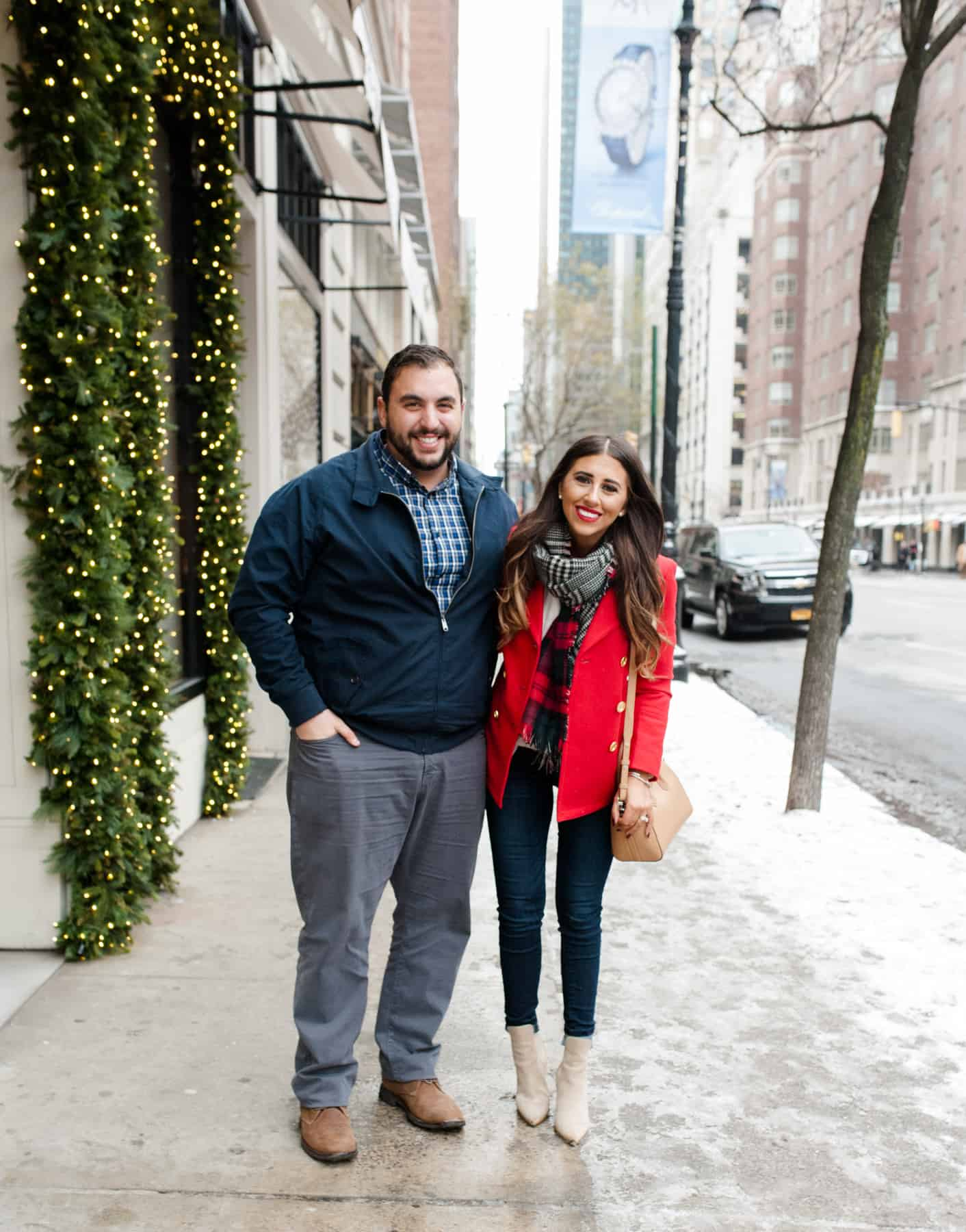 His & Her Holiday Stroll Look   Dress Up Buttercup