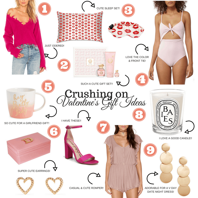 Crushing On Valentine's Gift Ideas | Dress Up Buttercup