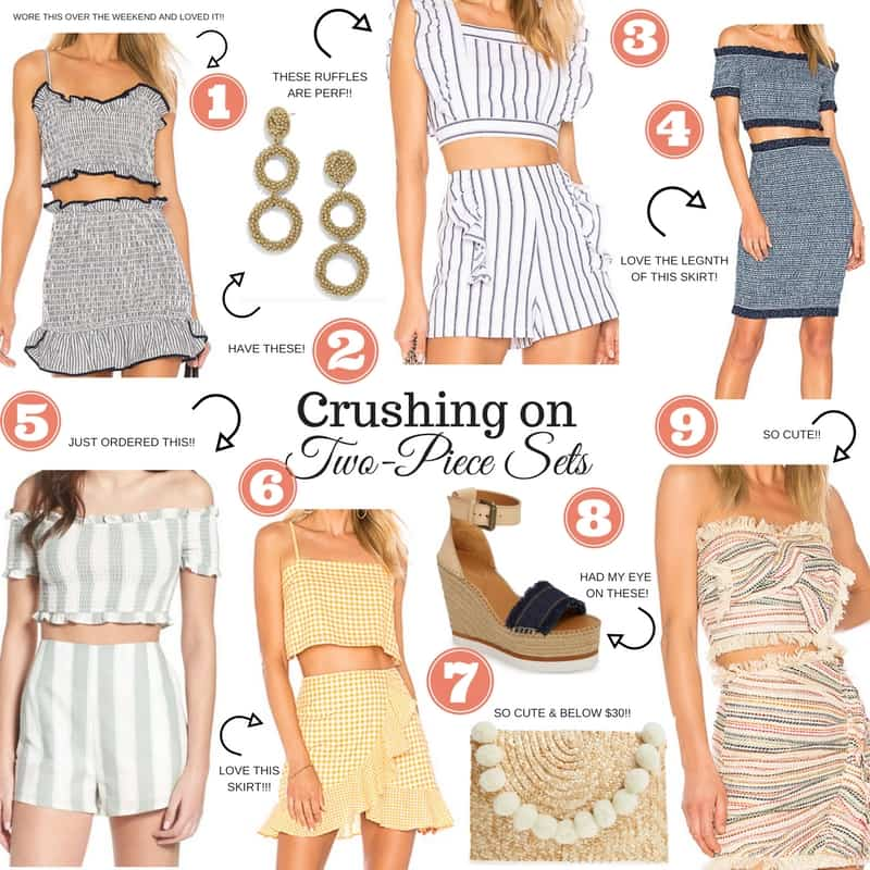 Crushing On Two-Piece Sets | Dress Up Buttercup